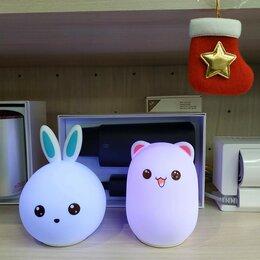 Ночники и декоративные светильники - Лампа ночник силиконовый, 0