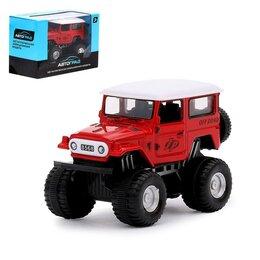 Радиоуправляемые игрушки - Машина металлическая «Биг-фут» инерционная, 0