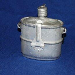 Туристическая посуда - Котелок  комбинированный армейский, 0