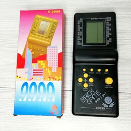 Ретро-консоли и электронные игры - Тетрис, 0