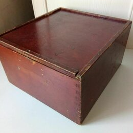 Корзины, коробки и контейнеры - Ящик для хранения, 0
