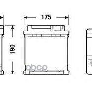 Аккумуляторы и комплектующие - Аккумуляторная Батарея 105ah Deta Start-Stop Agm 12v 105ah 950a Etn 0(R+) B13..., 0