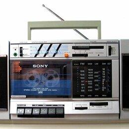 Музыкальные центры,  магнитофоны, магнитолы - Магнитола Sony cfs-3000s (новая), 0