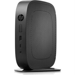 Настольные компьютеры -  HP Тонкий клиент HP t530 (AMD G-Series GX-215JJ 1.5Ghz/4Gb/без HDD/32Gb SSD/..., 0
