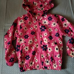 Комплекты верхней одежды - Ветровка детская на девочку, 0
