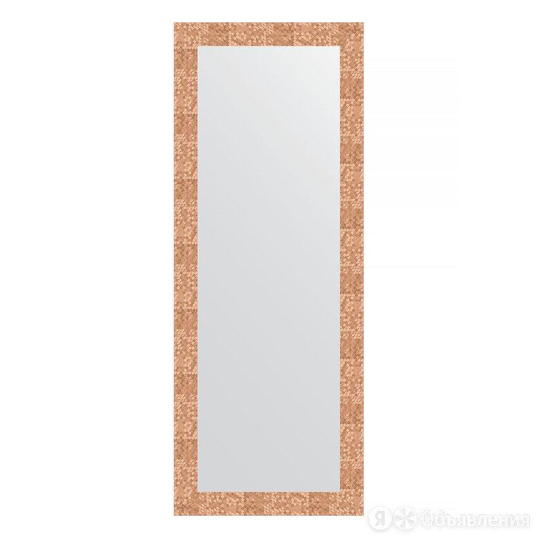 Зеркало в багетной раме - соты медь 70 mm (56х146 cm) (EVOFORM) BY 3114 по цене 7599₽ - Аксессуары для салона, фото 0