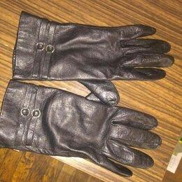 Перчатки и варежки - Женские перчатки из натуральной кожи, 0