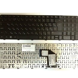 Клавиатуры - Новая клавиатура для ноутбука HP Pavilion чёрная, 0