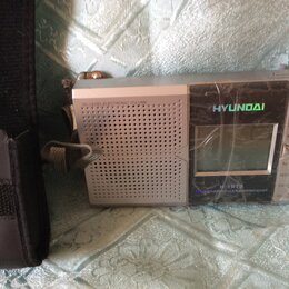 Радиоприемники - Радиоприемник Hyundai-h1623, 0
