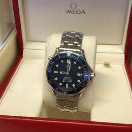 Наручные часы - Omega Seamaster Diver 300M Automatic Blue Dial James Bond 41mm 2531.80.00, 0