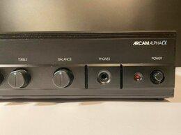 Усилители и ресиверы - Arcam Alpha Amp made in the UK, 0