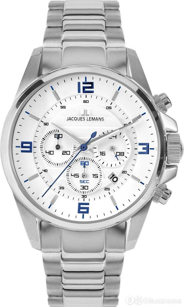 Наручные часы Jacques Lemans 1-2118E по цене 25690₽ - Наручные часы, фото 0