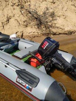 Надувные, разборные и гребные суда - Лодка хантер ПВХ, 0