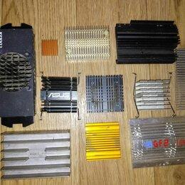 Кулеры и системы охлаждения - Радиатор радиотехнический, алюминиевый, 0