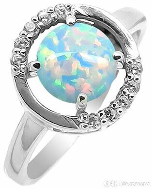 Кольцо Evora 635971-e_16-5 по цене 1180₽ - Кольца и перстни, фото 0