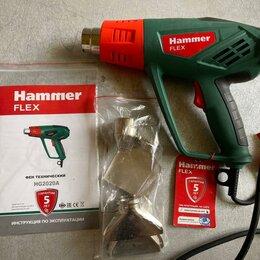 Строительные фены - Фен технический Hammer Flex HG2020A, 0