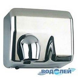 Сушилки для рук - G-Teq Электросушилка для рук G-teg 8843mc антивандальная 2,3 кВт металл хром, 0