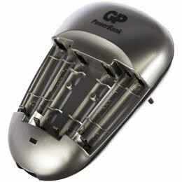 Зарядные устройства и адаптеры питания - Быстрая зарядка для АА и ААА аккумуляторов GP PB27, 0