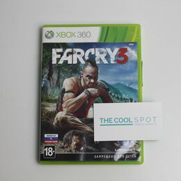 Игры для приставок и ПК - Игра Farcry 3 для Xbox 360., 0