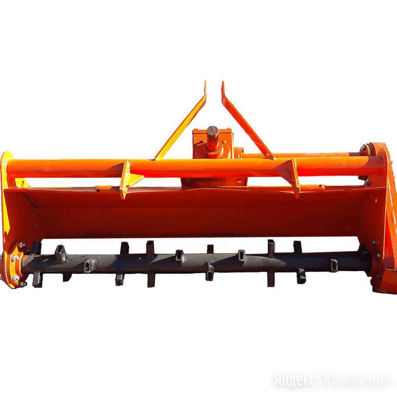 Почвофреза 1GQN-120 УРАЛЕЦ, боковой редуктор, захват 1.1м по цене 34000₽ - Спецтехника и навесное оборудование, фото 0