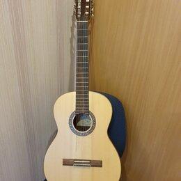 Акустические и классические гитары - Классическая гитара Cremona 947S 4/4 (Чехия), 0