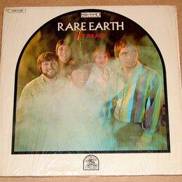 Виниловые пластинки - Rare Earth-1969 Get Ready, 0