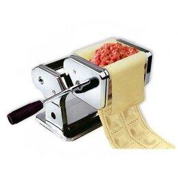 Пельменницы, машинки для пасты и равиоли - Машинка для изготовления равиоли и раскатки теста Bradex, 0