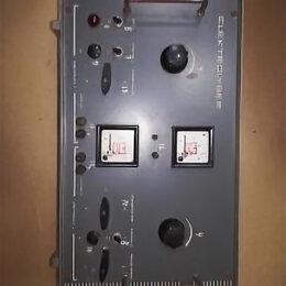 Измерительные инструменты и приборы - ELEKTROLYSER Typ ELYN 1 , 220 v , 50 hz, 0