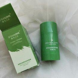 Увлажнение и питание -  Глиняная маска стик для лица Sersanlove Green Tea, 0