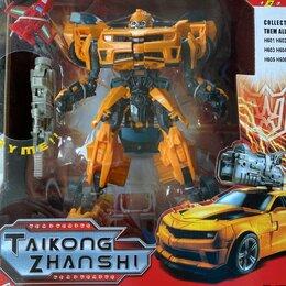 Роботы и трансформеры - Робот Трансформер Бамблби  , 0