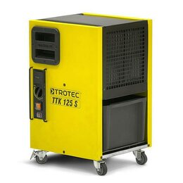 Осушители воздуха -  Осушитель воздуха Trotec TTK 125S, 0