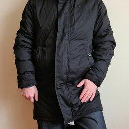 Пуховики - G-Star Raw Whistler Strett Sherpa Hooded Parka, 0