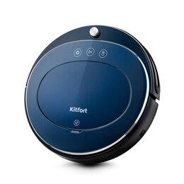 Роботы-пылесосы - Робот-пылесос KITFORT KT-532 , 0