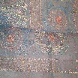 Ковры и ковровые дорожки - ковёр сюзане, вышивка вручную,Бухара,начало 20го века, 0