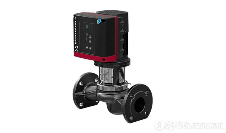 Grundfos Центробежный ин-лайн насос Grundfos TPE 80-170/4 A-F-A-BAQE 4 кВт 3x... по цене 225000₽ - Насосы и комплектующие, фото 0