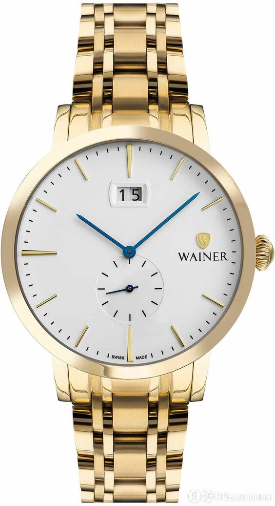 Наручные часы Wainer WA.01881-C по цене 30900₽ - Наручные часы, фото 0