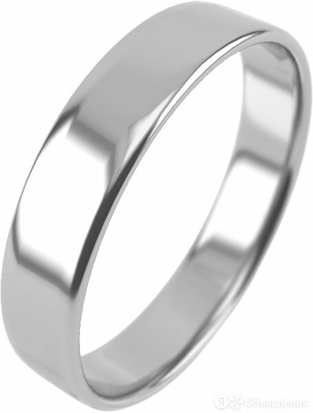Обручальное кольцо Graf Кольцов S-102/b_19 по цене 20020₽ - Кольца и перстни, фото 0
