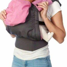 Рюкзаки и сумки-кенгуру - Рюкзак-кенгуру mum's era хипсит со спинкой комфорт, 0