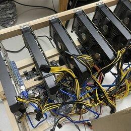 Промышленные компьютеры - Майнинг Ферма на 6 карт 267Mh/s ergo, 0