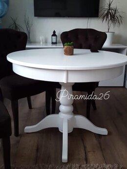 Столы и столики - Стол обеденный из массива бука, 0