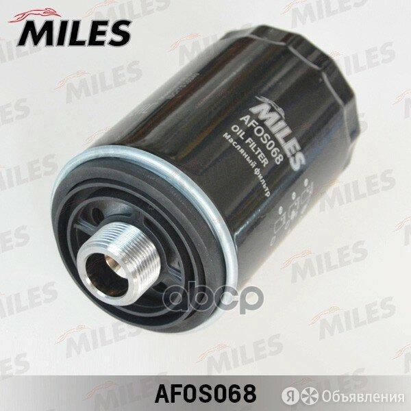 Фильтр Масляный Vag 1.8t-2.0t 06- Miles арт. AFOS068 по цене 417₽ - Двигатель и комплектующие, фото 0