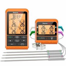 Термометры и таймеры - Термометр 4 термощупа Bluetooth беспроводной, 0