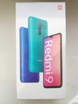Мобильные телефоны - Новый Xiaomi Redmi 9 4/64 NFC Гарантия, 0