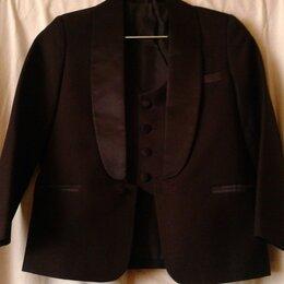 Комплекты и форма - костюм для мальчика(тройка), 0