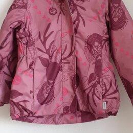 Комплекты верхней одежды - Куртка, полукомбез, р 128, 0