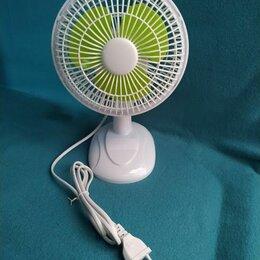 Вентиляторы - Вентилятор настольный , 0