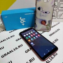 Мобильные телефоны - Samsung J6+ (2018) 32GB (28кс), 0