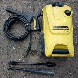 Мойки высокого давления - Мойка высокого давления Karcher K 5.200 комплект, 0