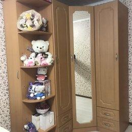Шкафы, стенки, гарнитуры - Угловой шкаф с пеналами по бокам, 0