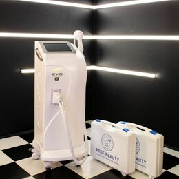 Оборудование для аппаратной косметологии и массажа - Диодный лазерный аппарат EVO , 0